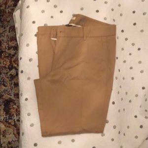 J. Crew Frankie ankle chinos size 14 used